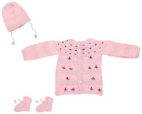 f8f708838 Kuchipoo Unisex Regular Fit Clothing Set (KUC-MNC-629 Pink 6-9 ...