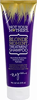 product image for Not Your Mothers Shampoo Blonde Moment 8 Ounce Treatment Tube (237ml) (2 Pack)
