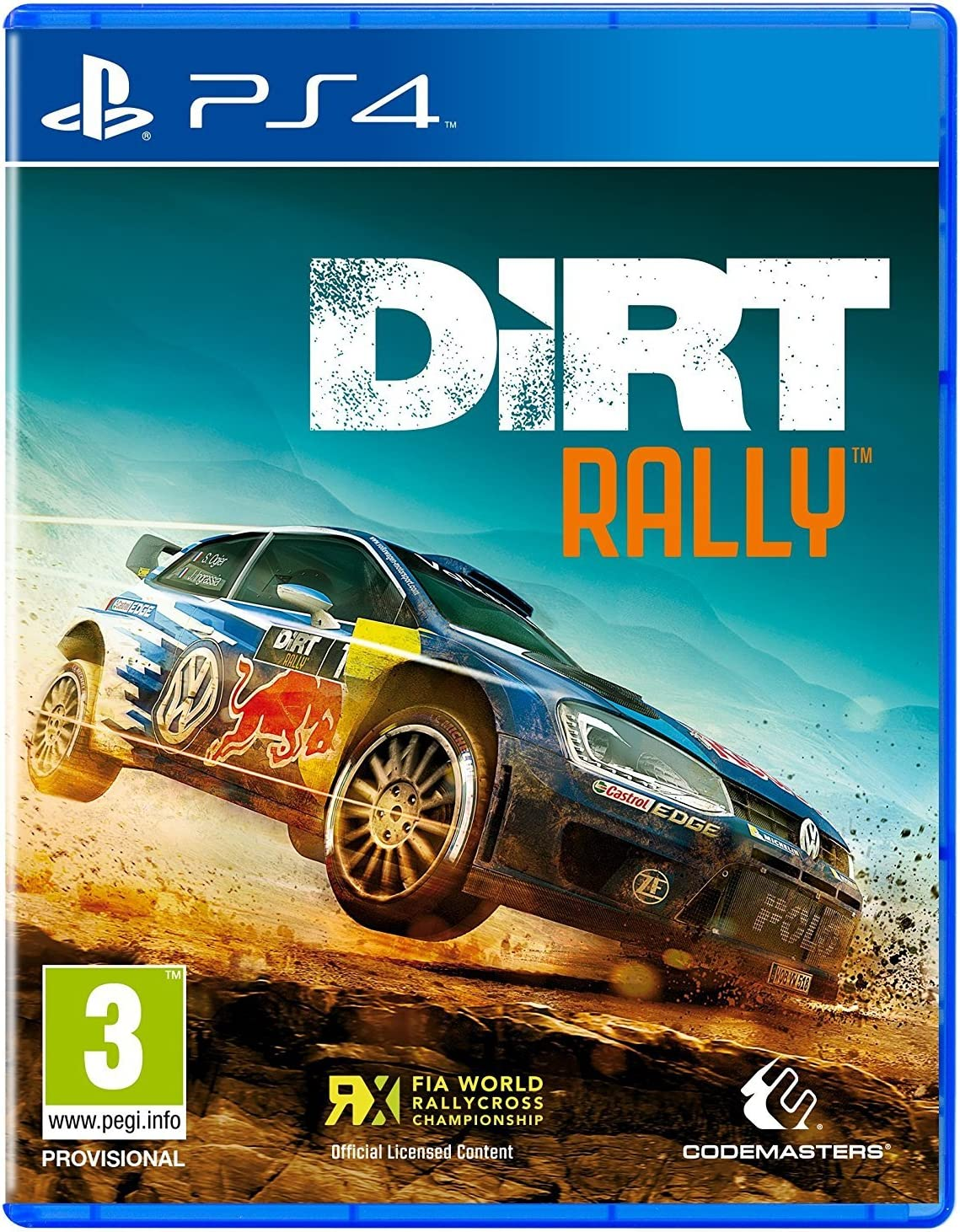 Amazon Dirt Rally PS4 Video Games