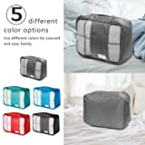 Coolife Packing Cubes Travel Organizers with