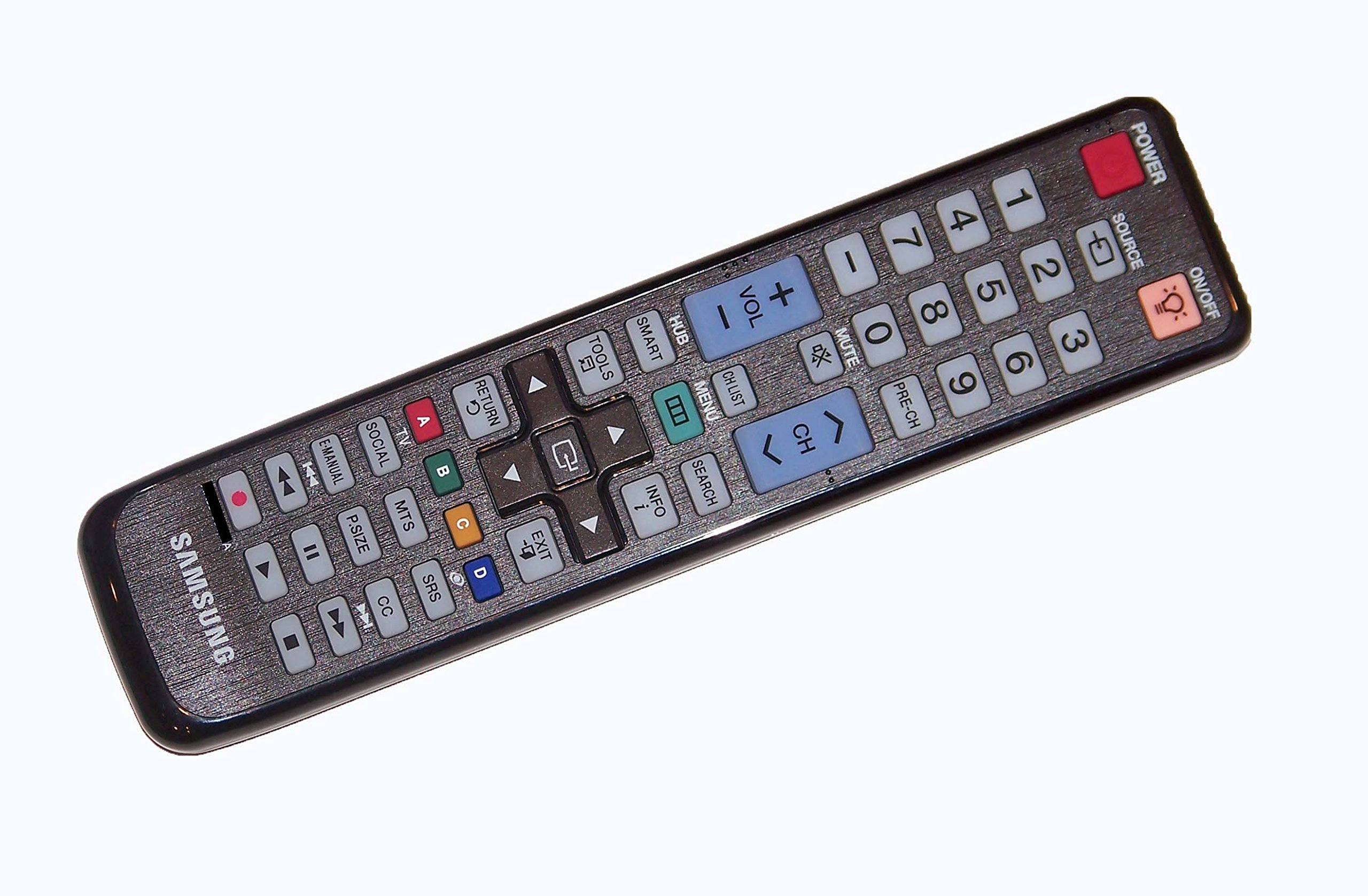 OEM Samsung Remote Control Originally Shipped With Samsung UN46D6900W, UN46D6900WF, UN46D6900WFXZA, UN46D6900WFXZC, UN46D7000L, UN46D7050X by Samsung