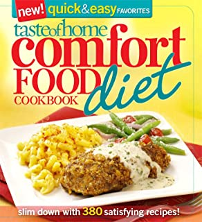 Taste of home comfort food diet cookbook new family classics taste of home comfort food diet cookbook new quick easy favorites slim down forumfinder Images