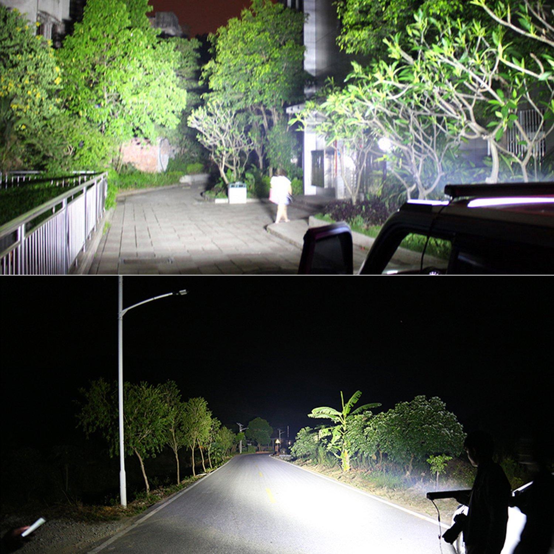 SUV o veicoli 4x4 234/W a LED Auxtings Barra luminosa antinebbia o caso di diluvio funziona quando la macchina /è in corsa per fuoristrada