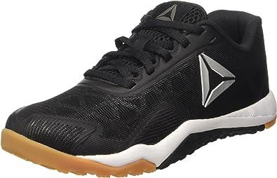 Reebok Ros Workout Tr 2.0, Sneaker Basses Femme, Noir (Nero