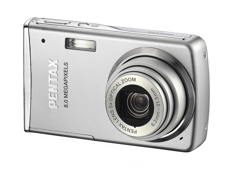 Pentax Optio M50 - Cámara Digital Compacta 8.5 MP (2.5 pulgadas LCD, 5x Zoom Óptico): Amazon.es: Electrónica