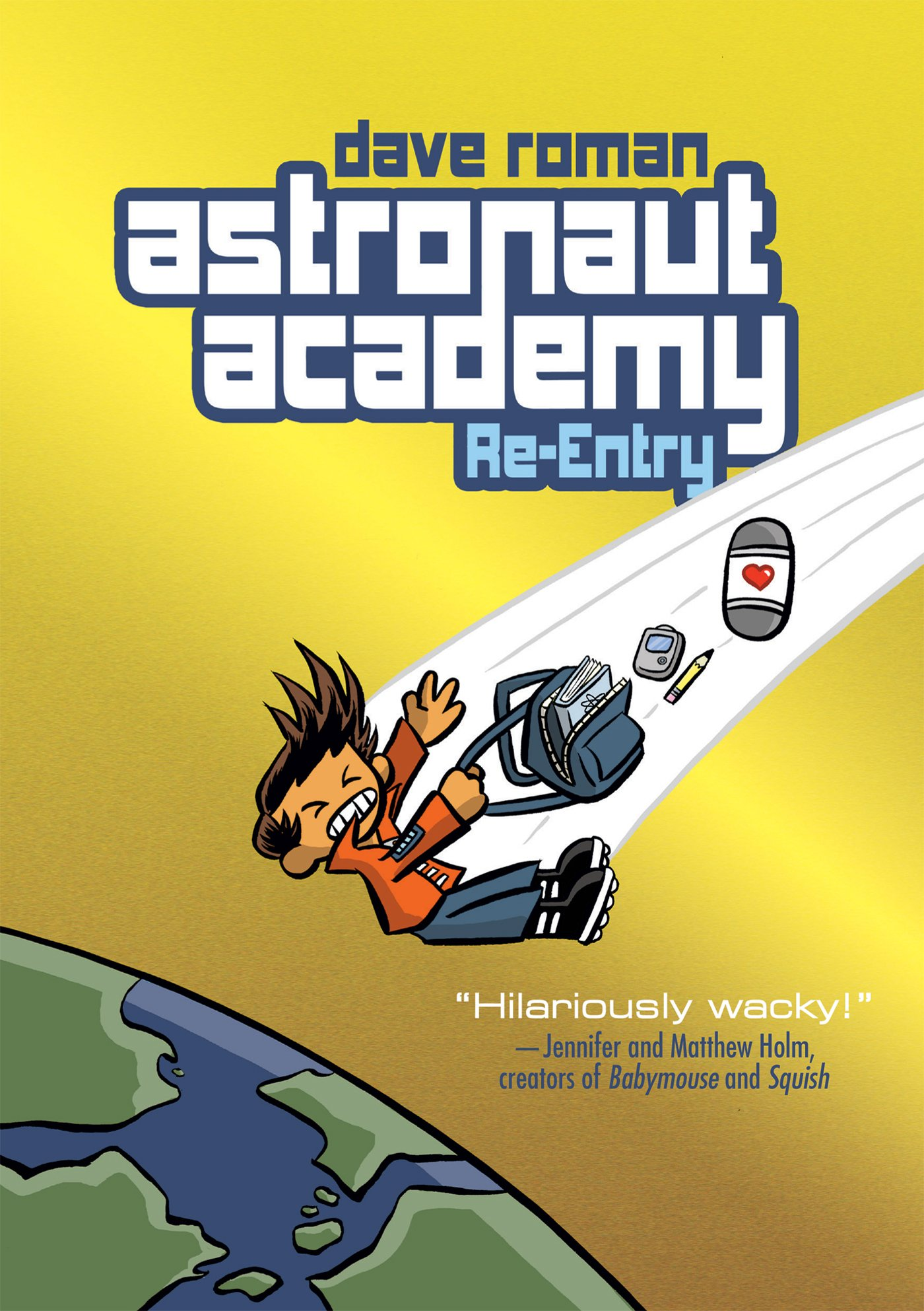 Read Online Astronaut Academy: Re-entry PDF