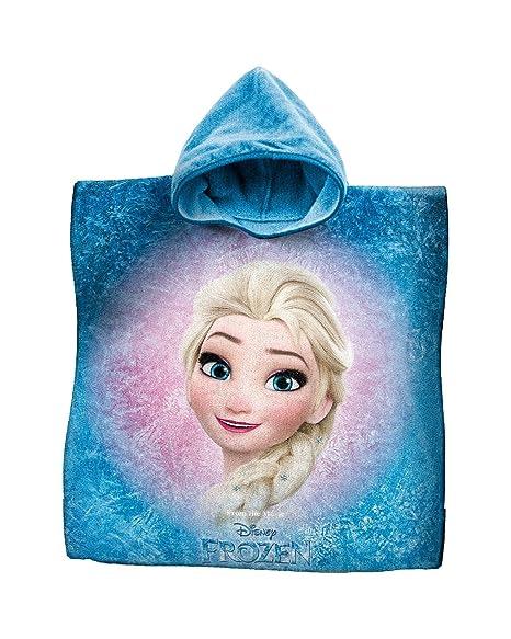 f90d2ccd06c9 Amazon.com: Star Disney Frozen Art. Code- 39865, Cotton Poncho ...