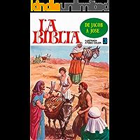De Jacob a José: Comic Cristianas (Historias Biblícas