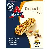 Atkins Barrita Day Break Cappuccino Nut - Paquete
