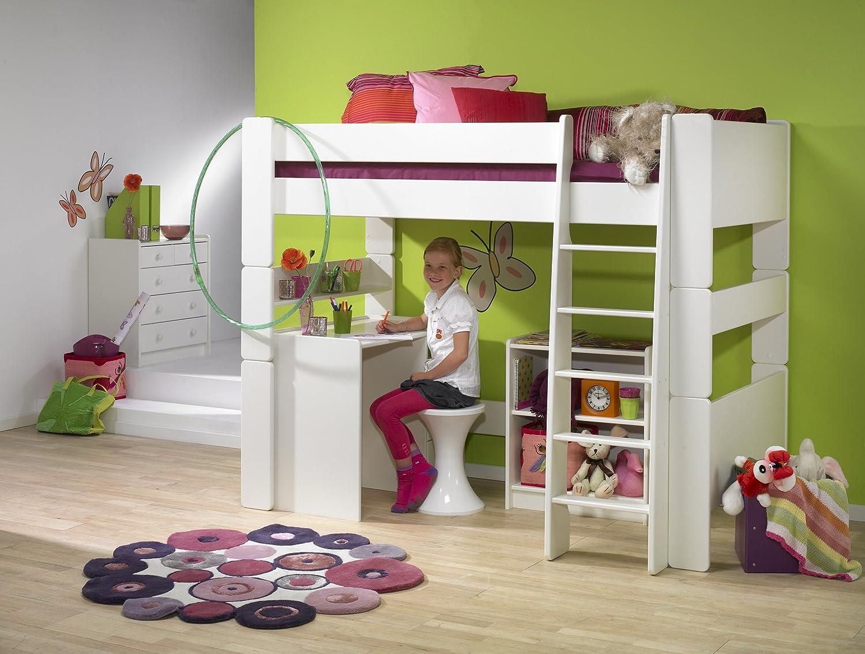 Etagenbett Doppelstockbett : Steens for kids kinderbett hochbett inkl. lattenrost und