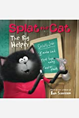 Splat the Cat: The Big Helper Kindle Edition