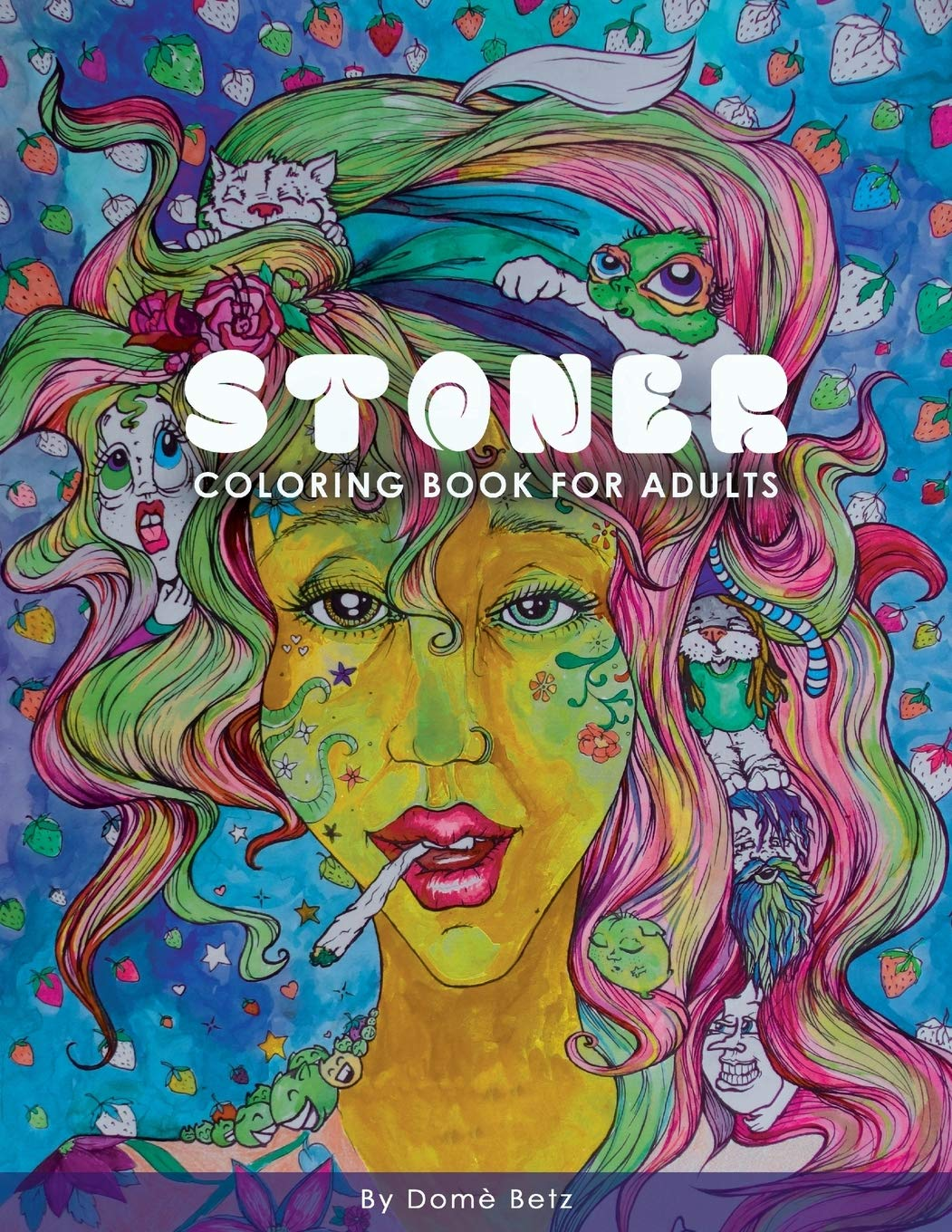 - Amazon.com: Stoner Coloring Book For Adults: Adult Coloring Book