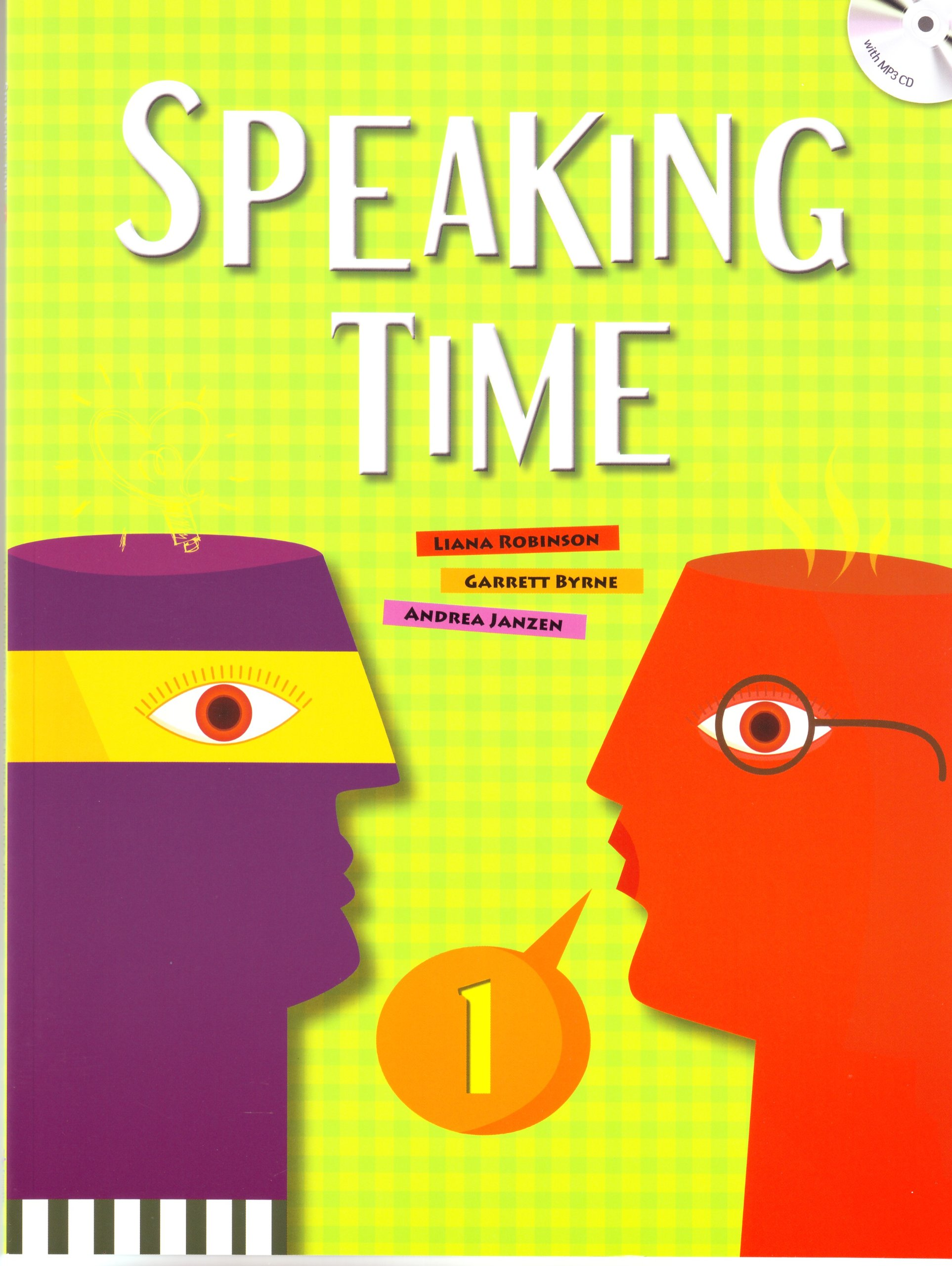 Speaking Time 20, w/MP20 Audio CD Elementary Level; improve oral ...