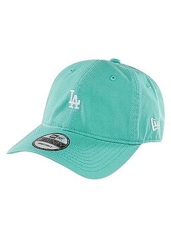 New Era Herren Snapback Cap Pastel Micro LA Dodgers 9Twenty türkis  Verstellbar  Amazon.de  Bekleidung 2fd8e3c4bc
