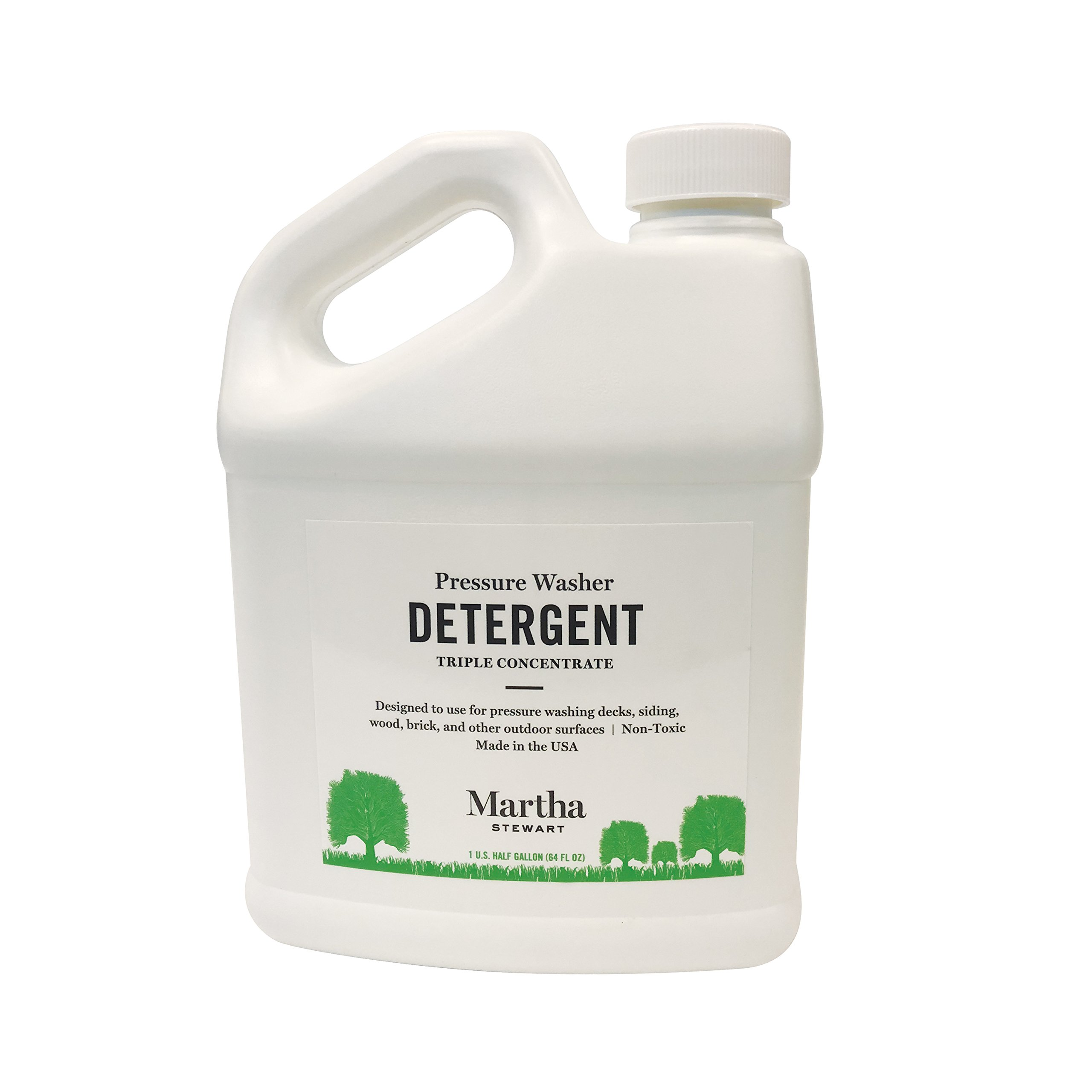 Martha Stewart MTS-PWC3X Pressure Washer Concentrate Formula