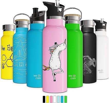 sports bottle 20oz Insulated Bottle thermo bottle drinking bottle thermos bottle fitness bottle water bottle bottle for kids