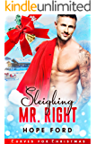 Sleighing Mr. Right (Curves For Christmas Book 1)