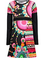 Desigual Clavel - Robe - Fille
