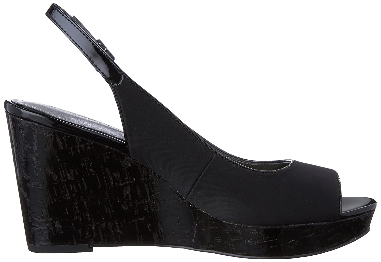 4f89dd2322dd22 Bandolino Women s AVITO Wedge Sandal  Amazon.ca  Shoes   Handbags