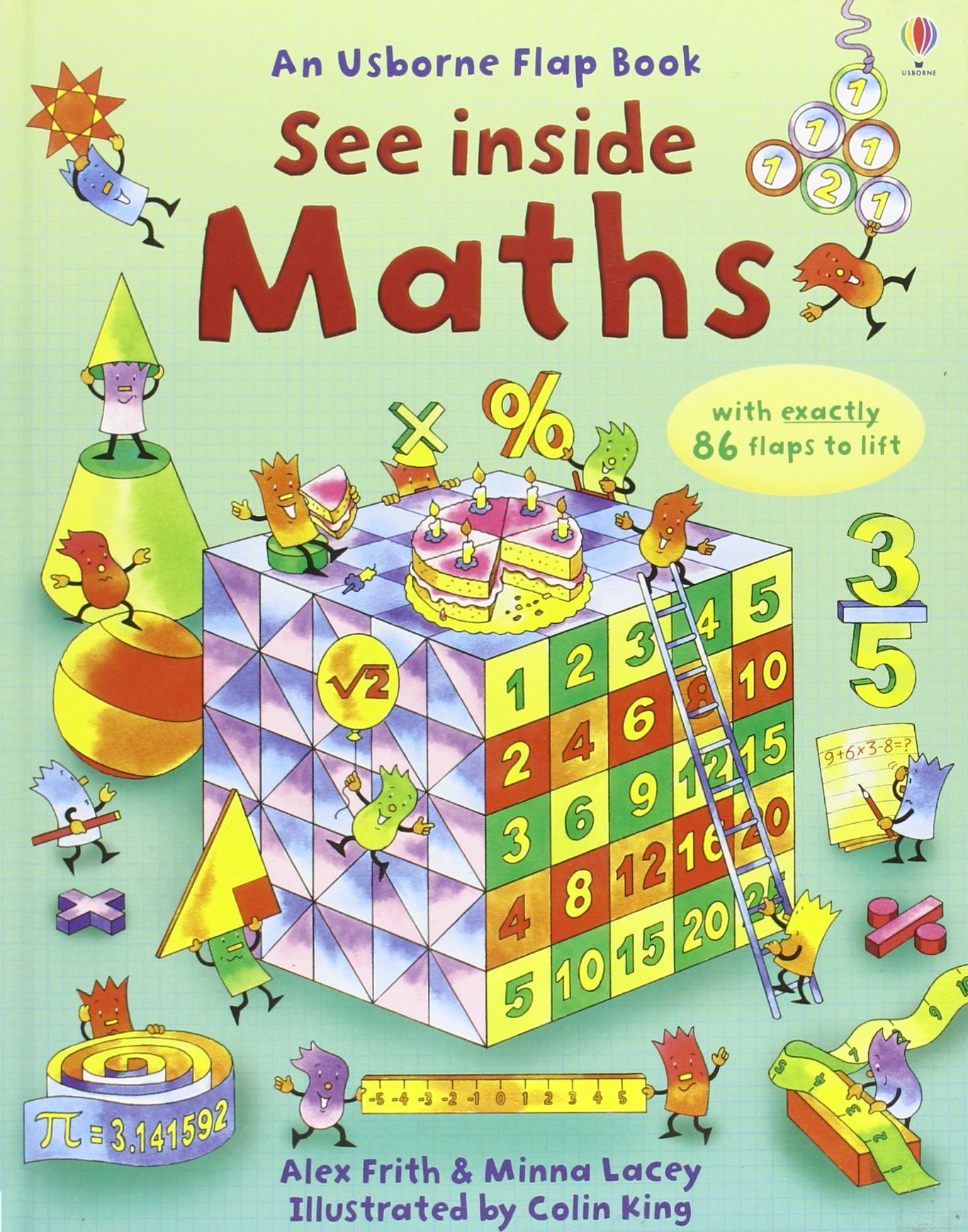 Maths (See Inside): Amazon.co.uk: Alex Frith, Minna Lacey, Colin ...