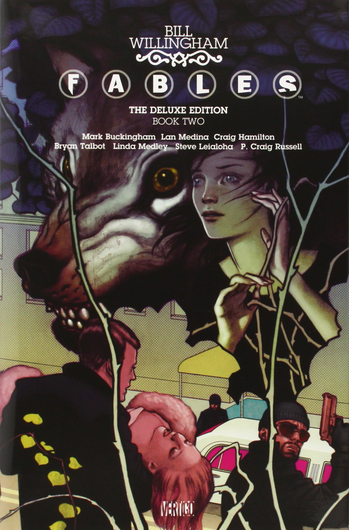 Fables Deluxe Book Bill Willingham product image
