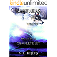 Brothers - Pack Special- Complete Set (Books 1 - 8) (Brothers- Pack Special Book 9)
