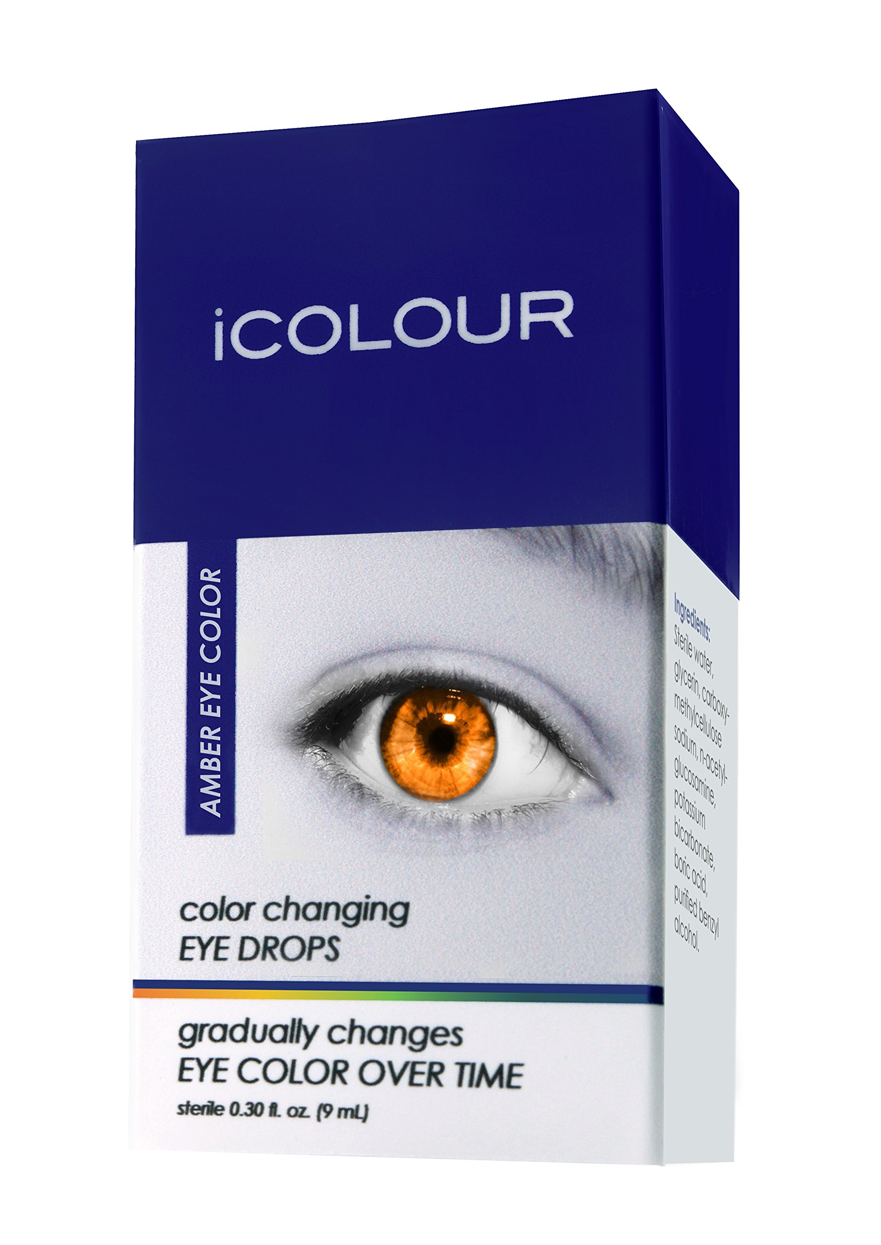 iCOLOUR Color Changing Eye Drops - Change Your Eye