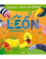 Amazon.es: Leones, tigres y leopardos: Libros