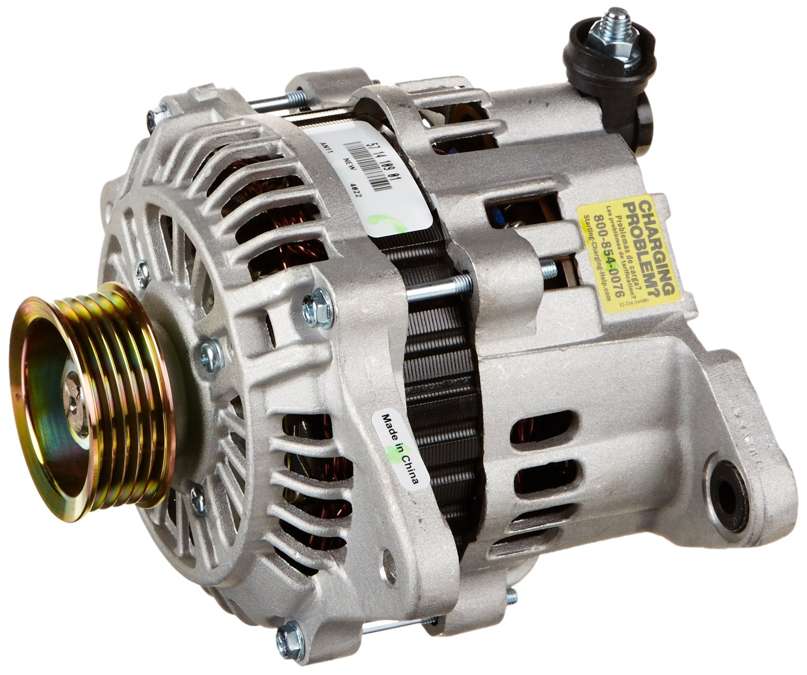Remy 94107 New Alternator by Remy