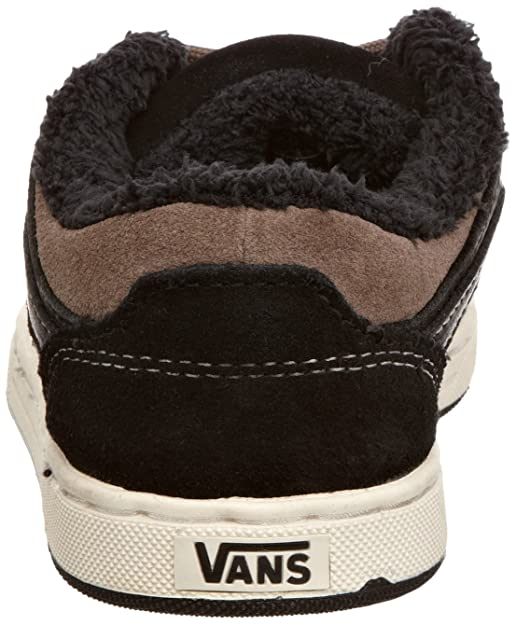 2fbf69b6fa Vans Junior Baxter Weather Black Quarry Fashion Sports Skate Shoe Vmaxlir 1  Uk  Amazon.co.uk  Shoes   Bags