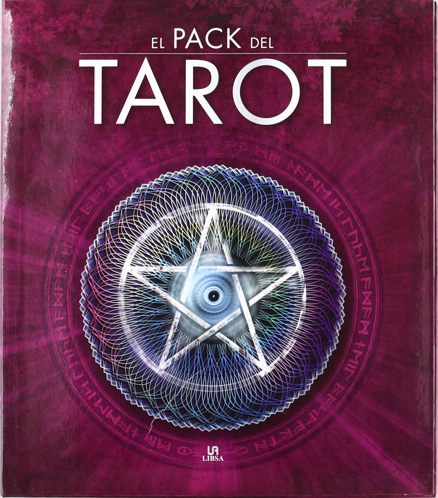El Pack del Tarot (Packs de Adivinación): Amazon.es: Meldi, Diego, Martín, Inés, Tamayo, José Luis: Libros