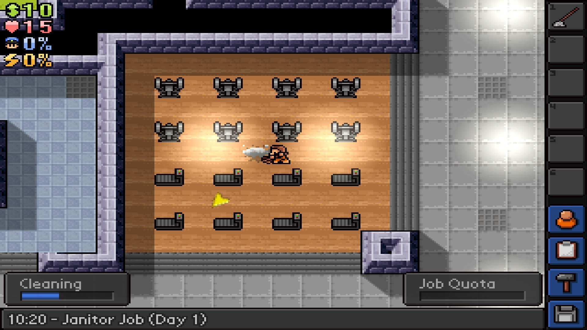 The Escapists - Fhurst Peak Correctional Facility [Online Game Code] by Team17 (Image #9)