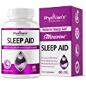 2-Pack Physician's Choice Natural Sleep Aid Supplement (Extra Strength)