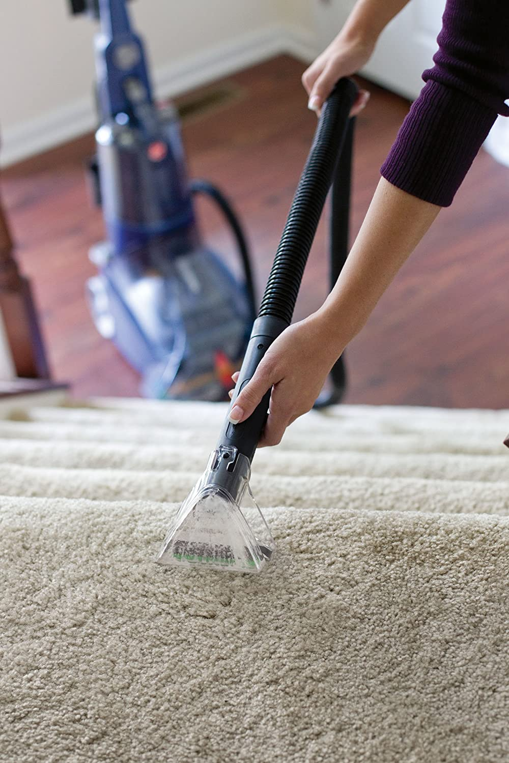 Amazoncom Hoover Max Extract 60 Pressure Pro Carpet Deep Cleaner