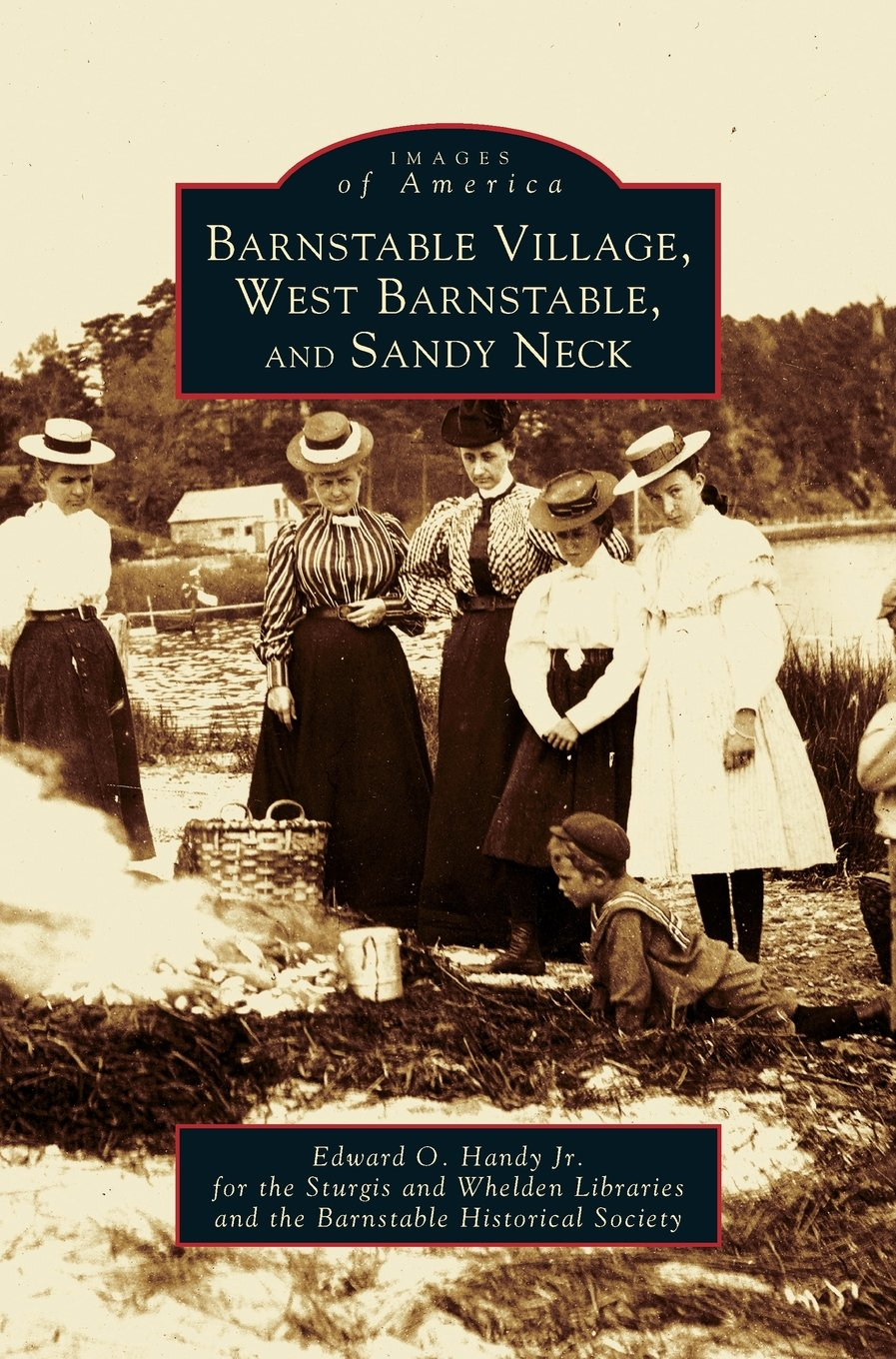 Barnstable Village, West Barnstable and Sandy Neck PDF