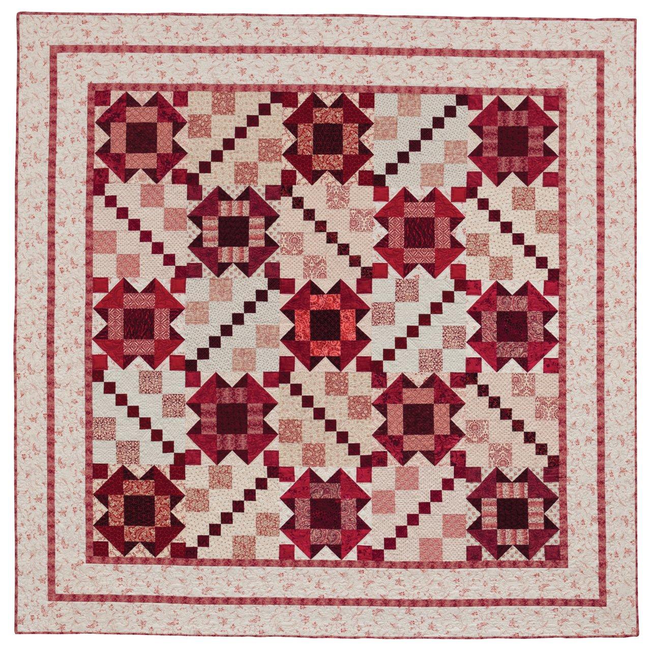Patchwork Palette: No-Fail Color Plans for Captivating Quilts: Donna ...