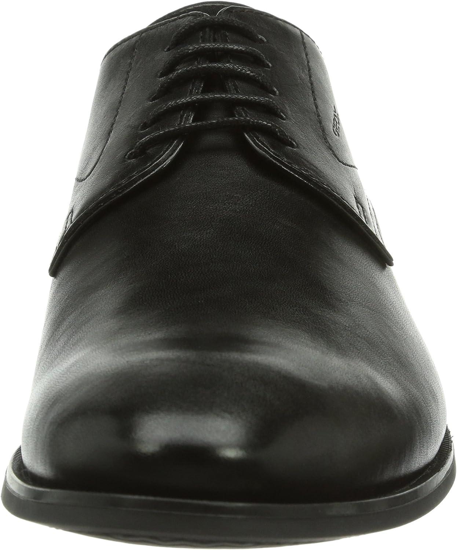 Geox U Albert 2Fit, Chaussures de ville homme