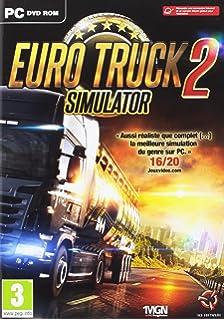 Euro Truck Simulator 2 (PC CD) [Importación inglesa]: Amazon.es: Videojuegos