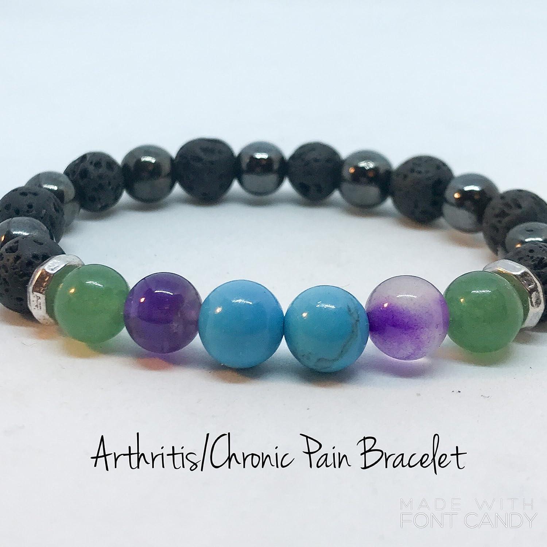Arthritis Chronic Pain Aromatherapy Diffuser Bracelet