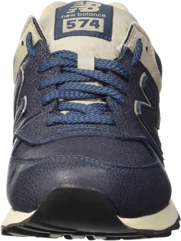 new balance 574 uomo blu 973