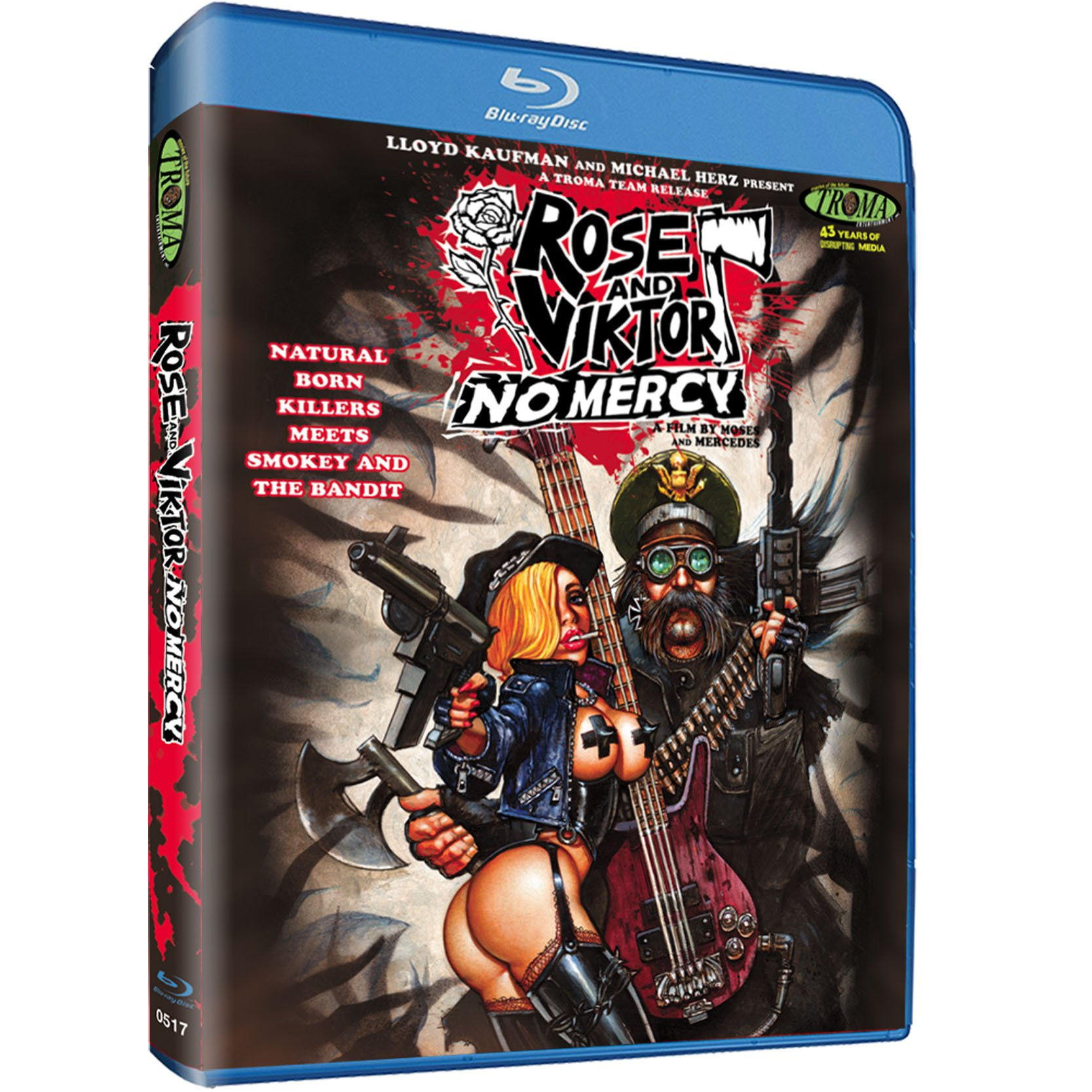 Blu-ray : Rose And Viktor - No Mercy (Widescreen)