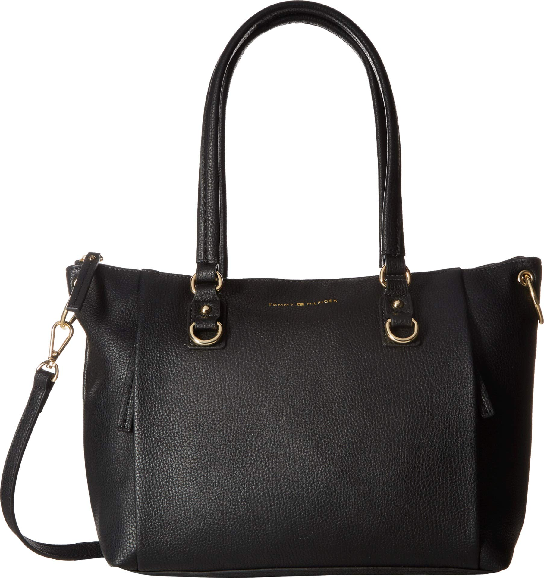 Tommy Hilfiger Women's Kelby Shopper Black One Size