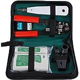 SGILE Network Repair Kits Professional Network Tools Kits Computer Maintenacnce Lan Cable Tester (1/6)