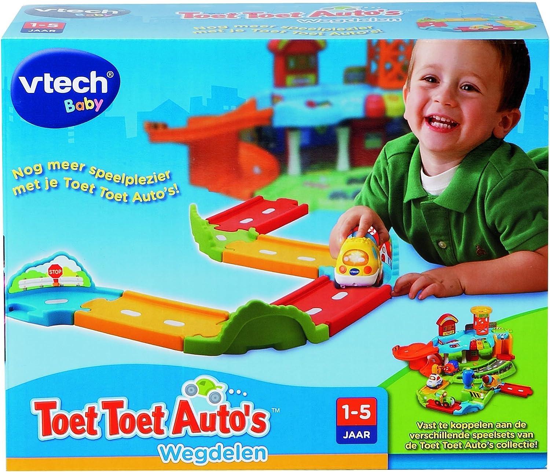 VTech Toet Toet Autos 80-204623 Pista para vehículos de Juguete - Pistas para vehículos de Juguete,, plástico, Cualquier género, Dutch Language, CE: Amazon.es: Juguetes y juegos