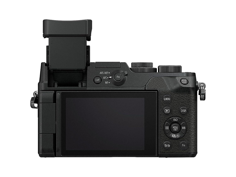 Panasonic Lumix G DMC-GX8 - Cámara Evil de 20.3 MP (Pantalla de 3 ...