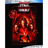 STAR WARS: REVENGE OF THE SITH [Blu-ray] (Bilingual)