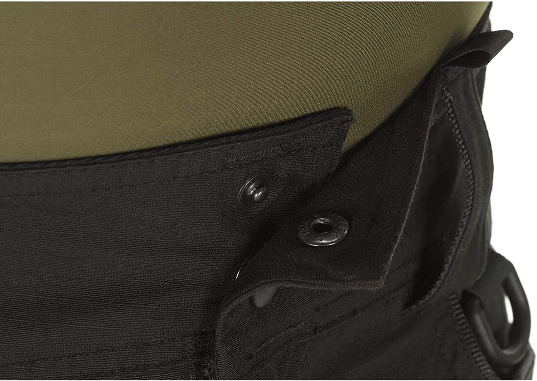 ClawGear Operator Combat Pant universelle Einsatzhose Polizei Schwarz