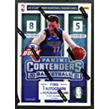 2020/2021 Panini Contenders Nba Basketball Sealed 40 Card Blaster Box - Look For Lamelo Ball Wiseman Rookie and Autograph Car