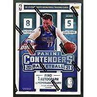 2020/2021 Panini Contenders Nba Basketball Sealed 40 Card Blaster Box - Look For… photo