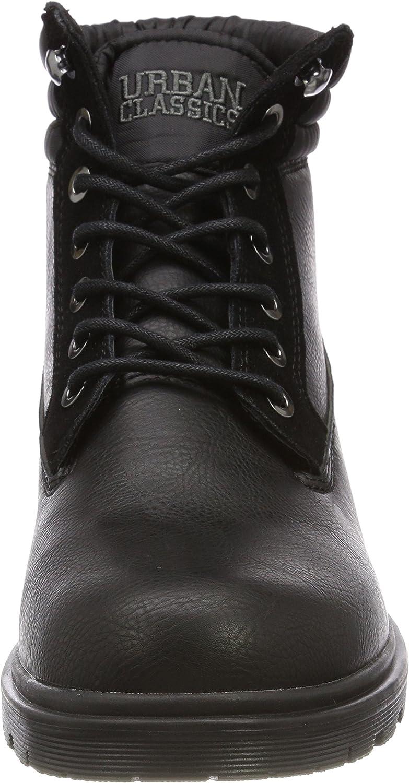 Winter Boots, Stivali Chukka Uomo, Braun (Beige/Woodcamo), 36 EU Urban Classics